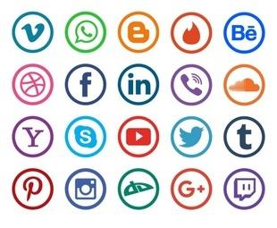 coleccion-flat-de-logotipos-para-redes-sociales_1051-988